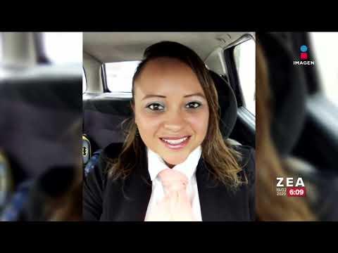 Despiden a Elizabeth, una joven madre asesinada por su exesposo | Noticias con Francisco Zea