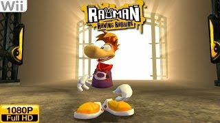 Rayman Raving Rabbids - Wii Gameplay 1080p (Dolphin GC/Wii Emulator)