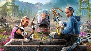 Far Cry New Dawn 4K Benchmark (2600X + RX580)