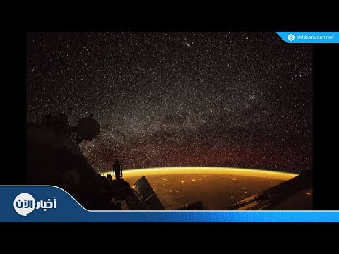ناسا تنهي جدلية الأرض المسطحة بفيديو من الفضاء  - 09:55-2018 / 11 / 11