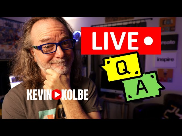 Do More With Video -  LIVE Q&A