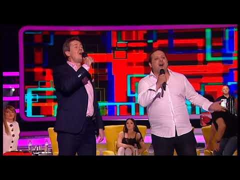 Enes Begovic i Emir Habibovic - Bog dao Bog - (LIVE) - HH - (TV Grand 08.05.2018.)