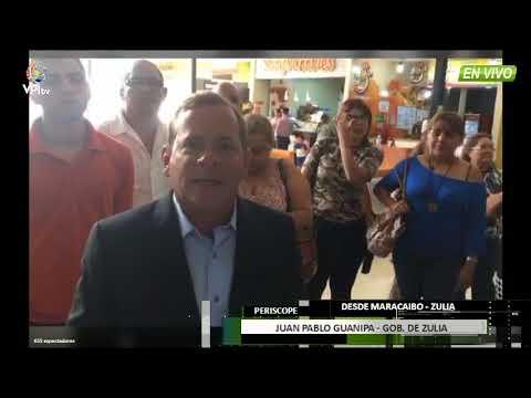 Venezuela. Gobierno impide viajar a Caracas a Juan Pablo Guanipa   -VPItv