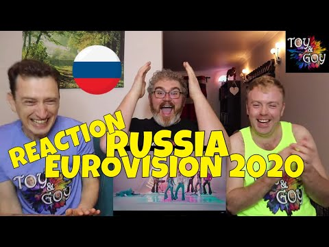 RUSSIA EUROVISION 2020 REACTION: Little Big - UNO