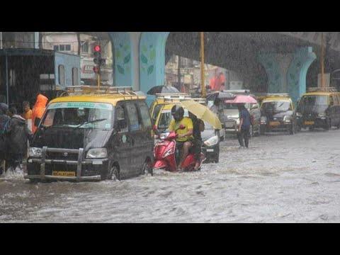 Rain in Bangalore City   Travel Video   Beautiful Weather   Rainy Day   India   Vlog