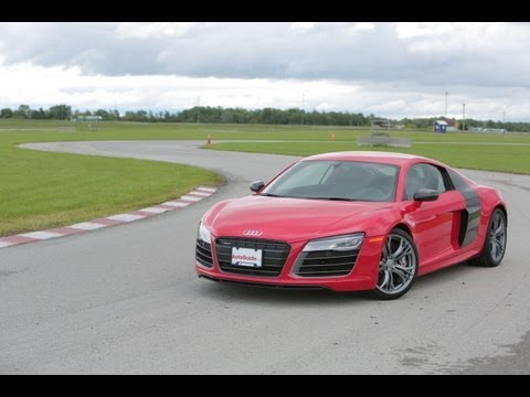 2014 Audi R8 V10 Plus Review