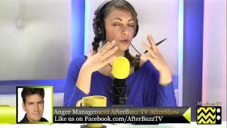 "Anger Management  After Show  Season 2 Episode 7 ""Charlie Dates a Teacher"" 