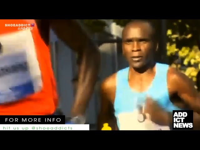 SATV+RBR Vidoeo: Eliud Kipchoge: How fast will he run in Berlin?