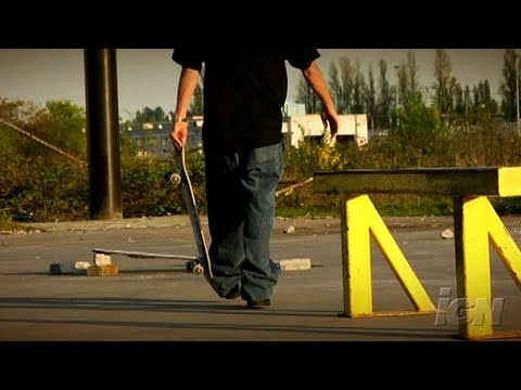 Skate PlayStation 3 Trailer - PJ Ladd
