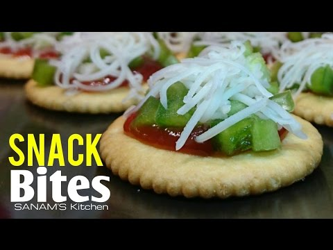 QUICK APPETIZER TOPPINGS - IN 2 MIN