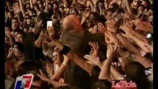 REM - The One I Love (live Personal Fest 2008, Buenos Aires, Argentina)
