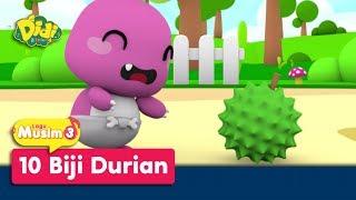 Didi & Friends   Lagu Baru Musim 3   Sepuluh Biji Durian