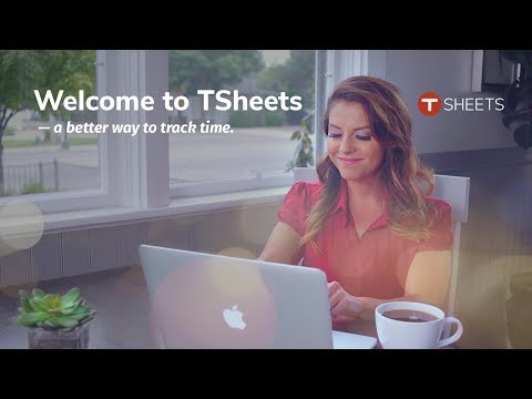 Welcome to TSheets!