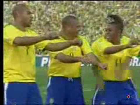 Brazil samba soccer joga bonito