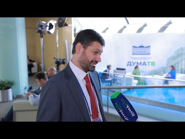 Интервью на Дума ТВ
