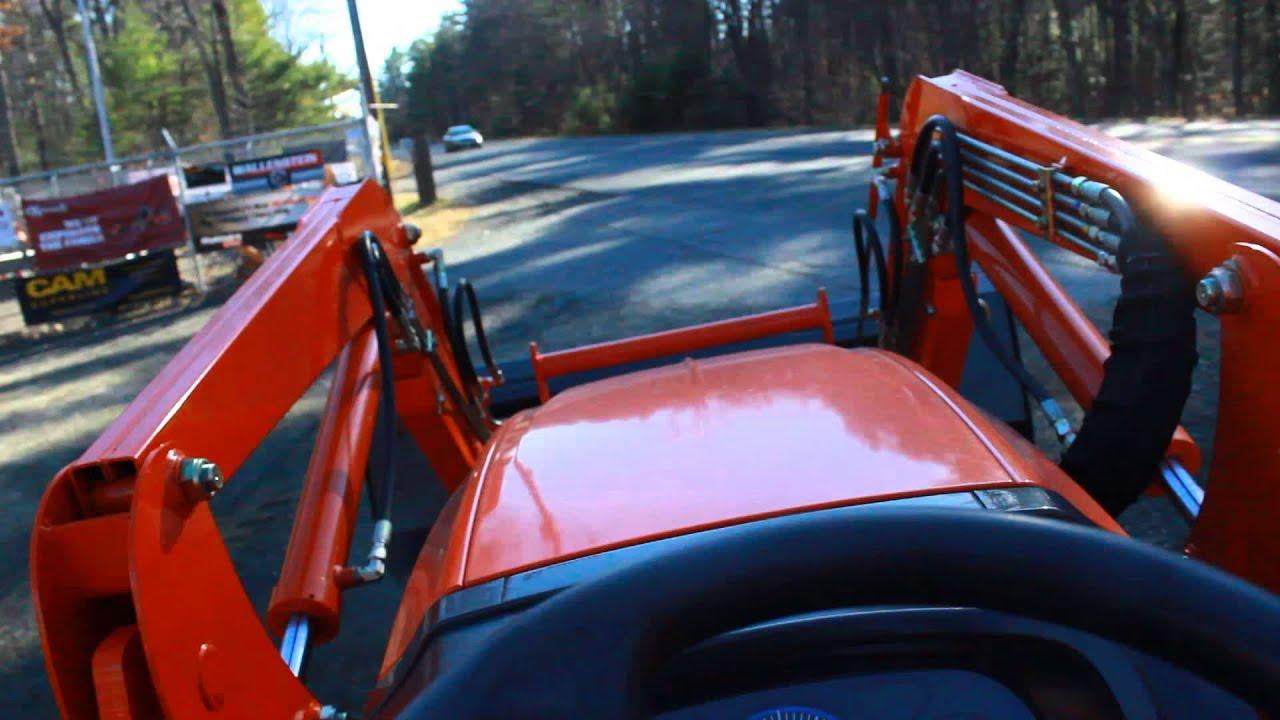 Kioti DK4510 Hyd Shuttle Tractor