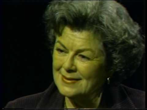 Barbara Hale, Jeffrey LynnRare 1985 TV , Perry Mason
