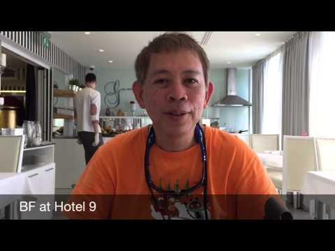 Croatia Travel Guide : Good morning Zagreb, BF at Hotel 9 อาหารเช้า ซาแกร็บ