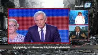 زاهدي: الشعب الإيراني قال كلمته ويريد إسقاط النظام