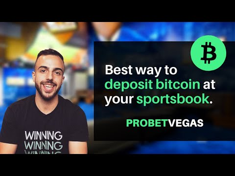 How To Deposit Bitcoin At Your Sportsbook