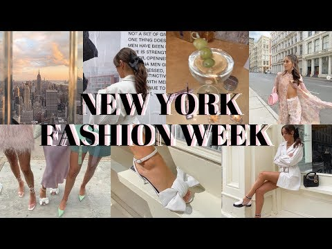 NEW YORK FASHION WEEK 2019 | Emma Rose
