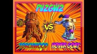 Pvz Gw2 Torchwood Gameplay
