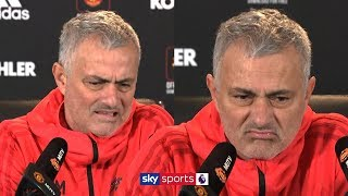 Jose Mourinho admits Man United should NEVER be seventh in the Premier League | Press Conference