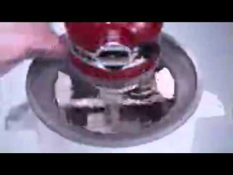Kitchenaid Küchenmaschine Artisan Rot 5Ksm150Pseer Test - Youtube