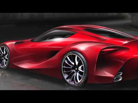 The Art Of: Automobiles - Cutting Edge Designs - Ovation