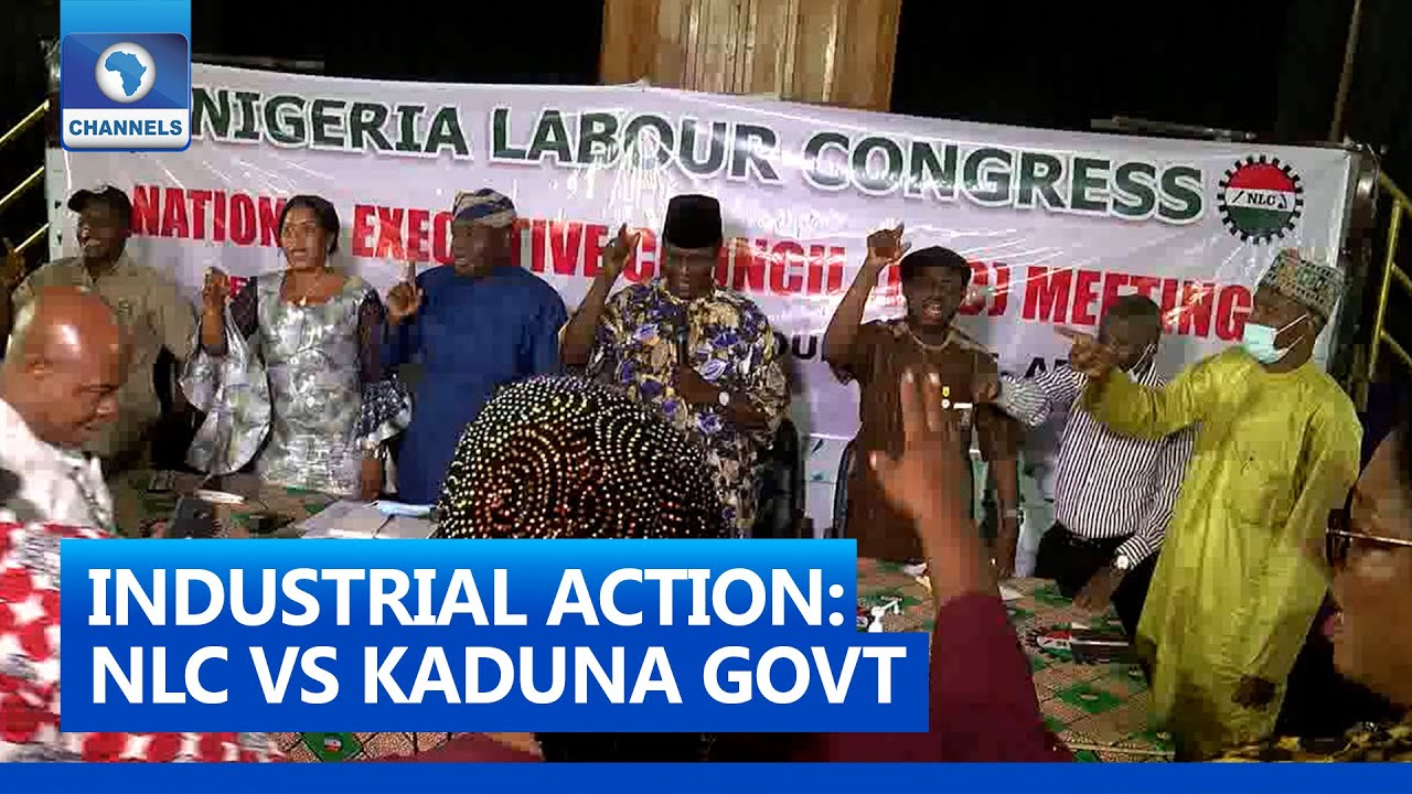 FULL VIDEO:  NLC Threatens Resumption Of Industrial Action