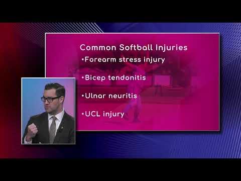 Common Softball Injuries