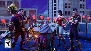NEW Lunar Year Save the World!! New fortnite save the world!!