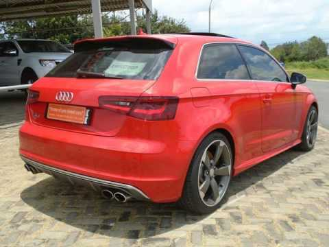 2014 AUDI S3 QUATTRO S-TRONIC 3DR Auto For Sale On Auto Trader South