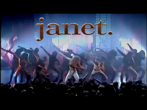 Janet Jackson  Thats The Way Love Goes & If Medley  @ MTV VMA 1993 DVD RIP