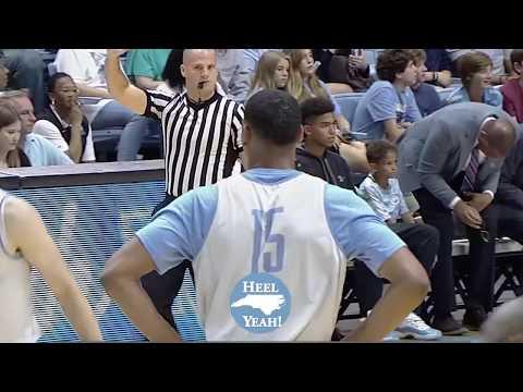 Garrison Brooks Highlights North Carolina Tar Heels Debut at Late Night With Roy