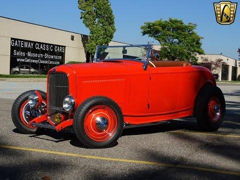 1932 Ford Roadster Stock # 793-DET