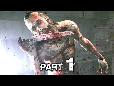 Outlast Whistleblower Gameplay Walkthrough Part 1 - The Prequel (DLC)