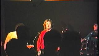 Sound and video recorded by Graham Colwell, Axe Lounge, Acadia University, Feb 11th, 1988.