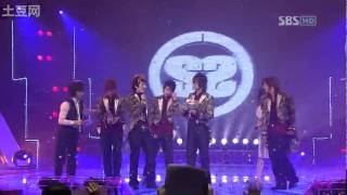 SS501 - 070128 SBS Popular Song 人氣歌謠 E426 - 4 Chance + MutizenSong No.1 + Encore