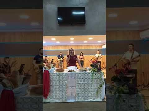 Culto Online de Santa Ceia ao Senhor das 18h - Palavra Pr. Josué Rodrigues da Silva