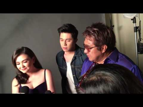 Angelica Panganiban says she apologized to Dingdong Dantes and Marian Rivera over intense scenes - 동영상