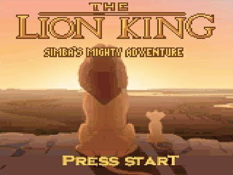 GBHBL Playtime: The Lion King: Simba's Might Adventure (GBC) - Full Playthrough