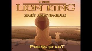 GBHBL Playtime: The Lion King: Simba