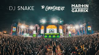 SUNBURN GOA 2019 VLOG // ft DJ Snake, The Chainsmokers, Martin Garrix