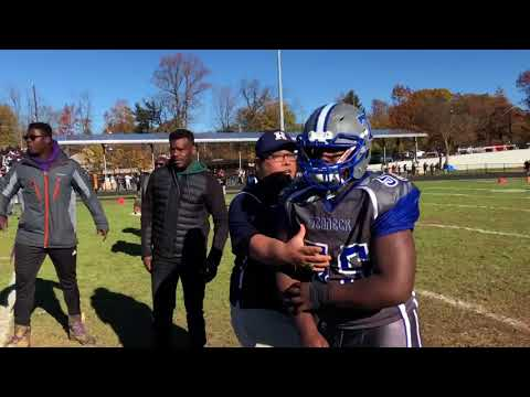 VIDEO: Arrest Made In Fight At End Of Hackensack HS Game Vs. Teaneck