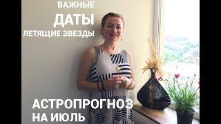 видео Фэн-шуй прогноз на июль 2018