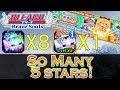 Bleach Brave Souls Its RAINING 5 STARS!!!