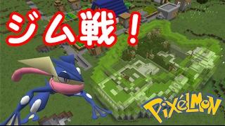 ポケモンがあふれる世界でマインクラフト!!33 大収穫回【Minecraft ゆっくり実況プレイ】 thumbnail
