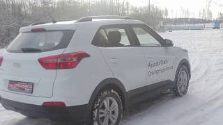 Кроссовер для меня Hyundai Creta обзор авто и тест драйв Автопанорама