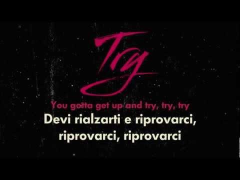 P!nk - Try (testo e traduzione)